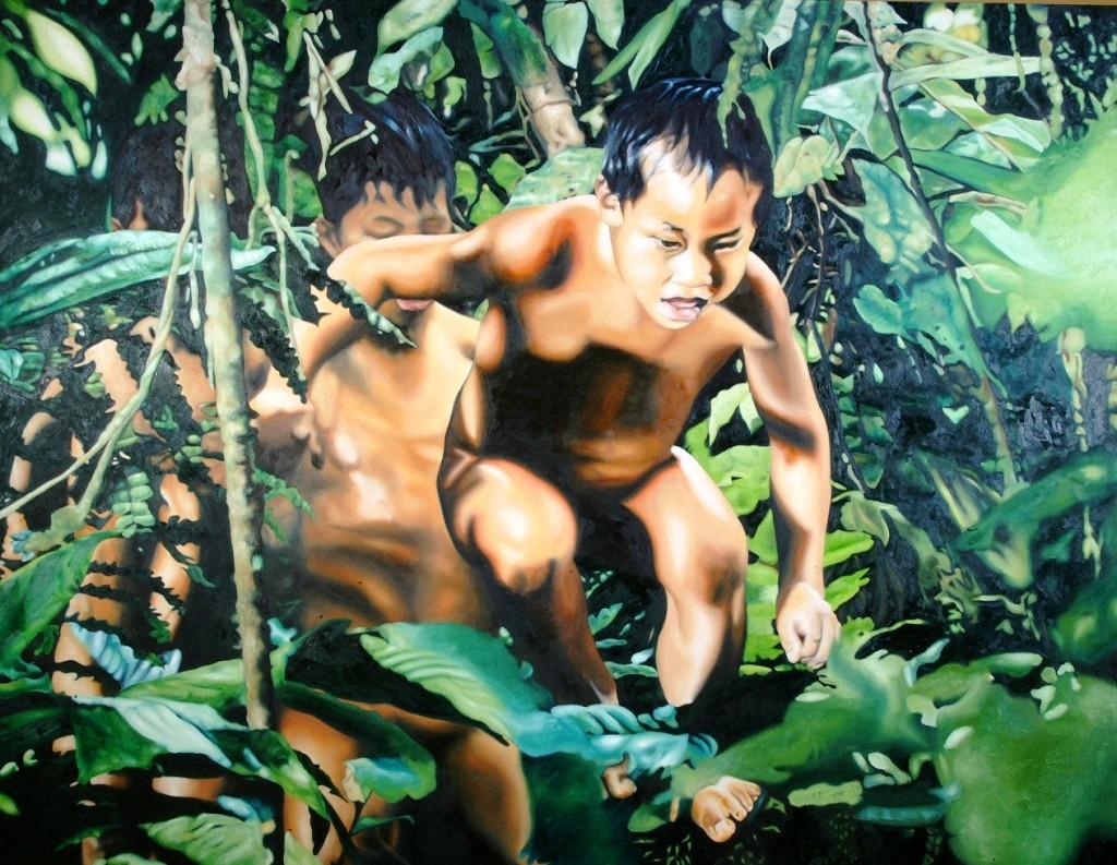 ADN Huaorai